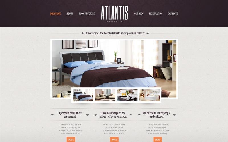 Ücretsiz Inn WordPress Web Sitesi Çok Amaçlı Tema ve Şablon