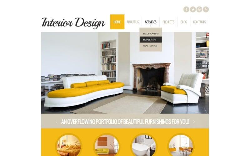 Free Inward WordPress Website Multipurpose Theme & Template