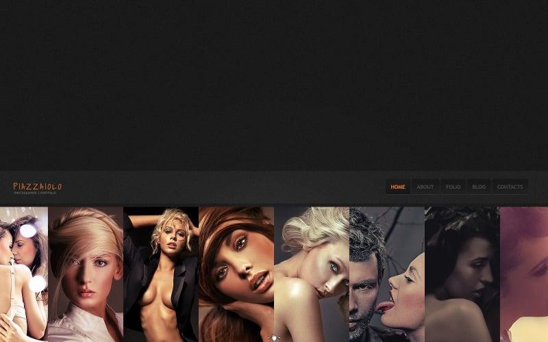 Free Photographer Portfolio WordPress Theme - Piazzaiolo