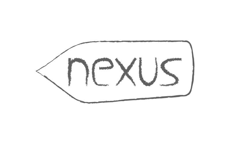 Nexus Logo Typography Template