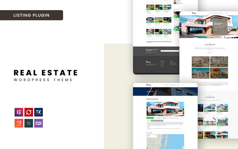 Housy - Real Estate WordPress Theme