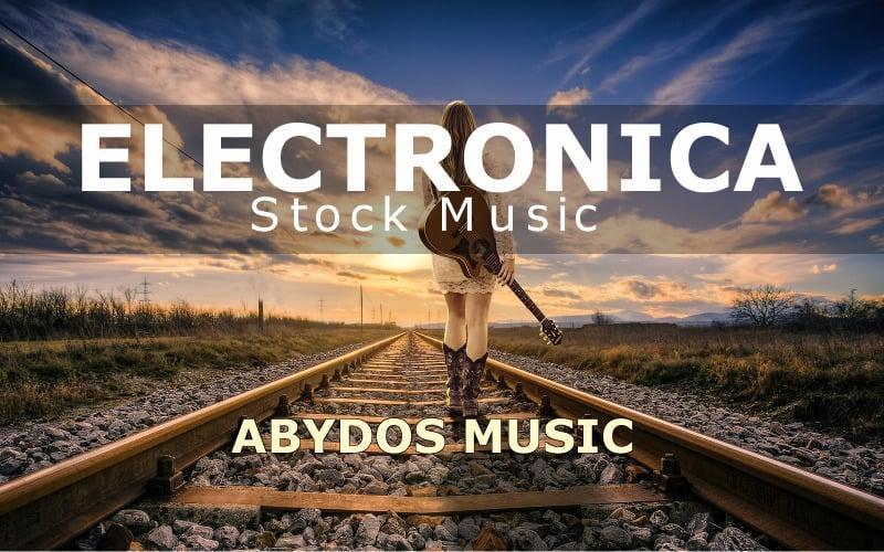 Hi-Tech Electronica - Stock Music