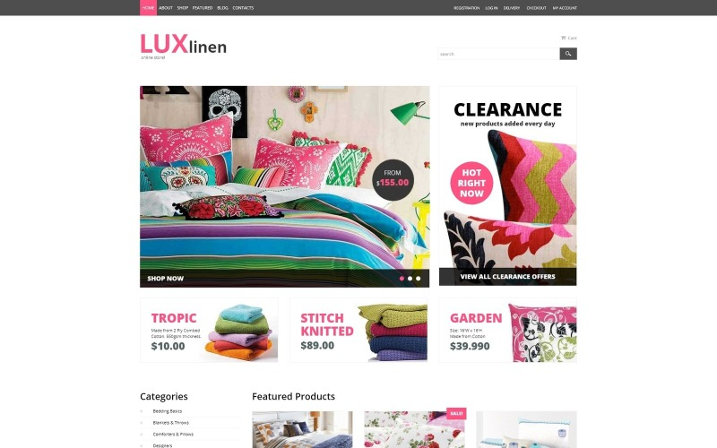 Free Home Decor Responsive WooCommerce Theme