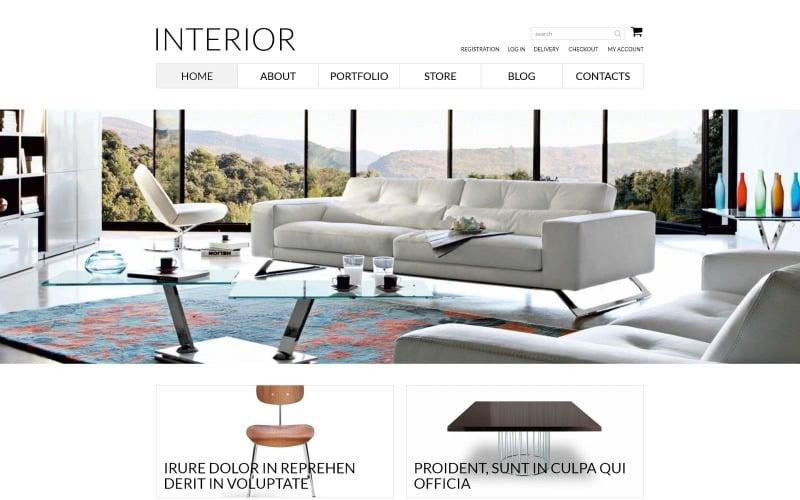 Free Interior  Furniture WooCommerce Theme