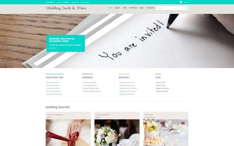 Free Wedding Shop Responsive WooCommerce Theme