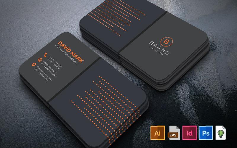 Multipurpose Business Card   Volume: 44 - Corporate Identity Template