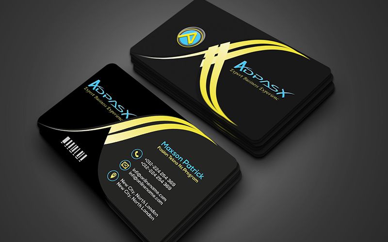 Professional Business Card so-201