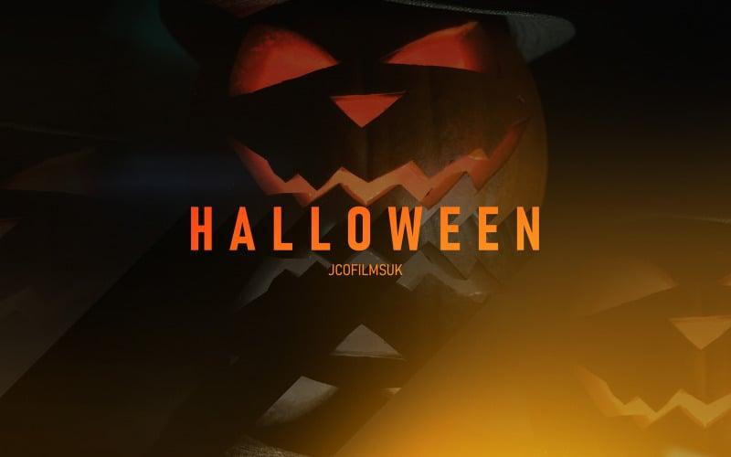 Spooky Halloween Stock Music
