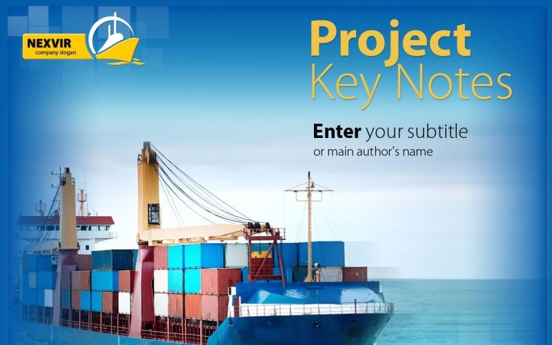 Maritime PowerPoint Template