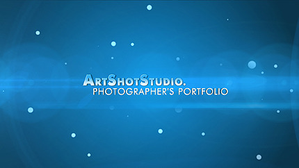 Portafolio de fotógrafos Introducción a After Effects