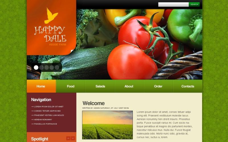 Fruit WordPress Theme