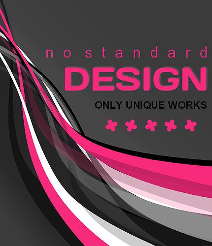 Web Design Facebook Template