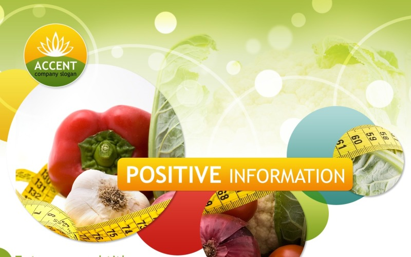 Modèle PowerPoint de perte de poids