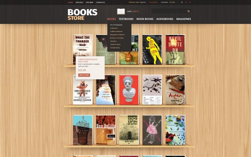 Books Planet PrestaShop Theme