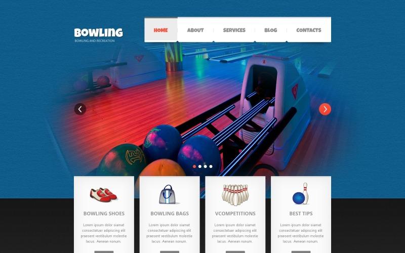 Bowling Drupal Template