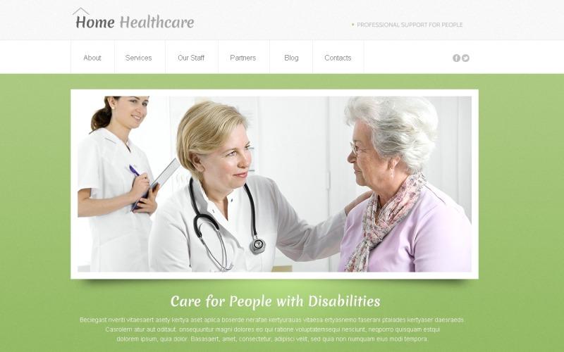 Pretty Medical Joomla Template
