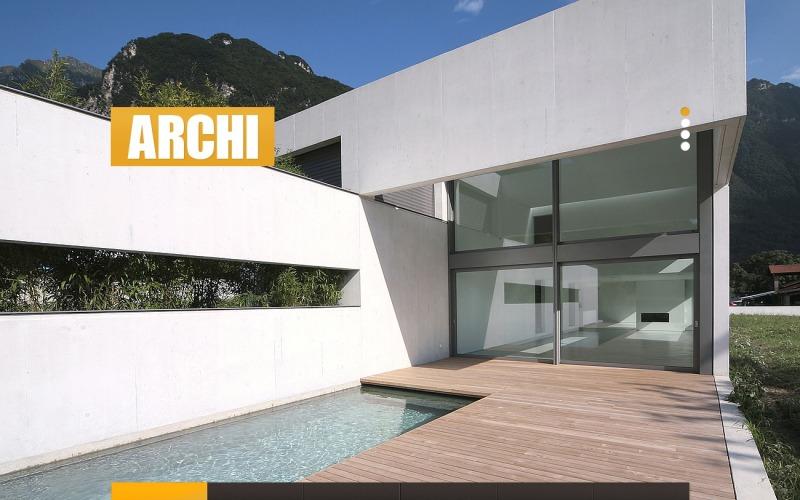 Impressive Architecture Joomla Template