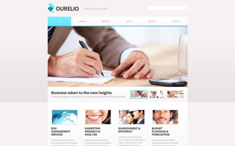 Classic Marketing Agency WordPress Theme