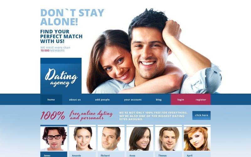 dating social website logos