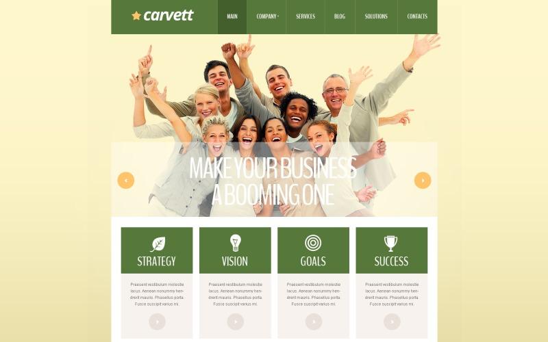 Cherry Marketing Agency WordPress Theme