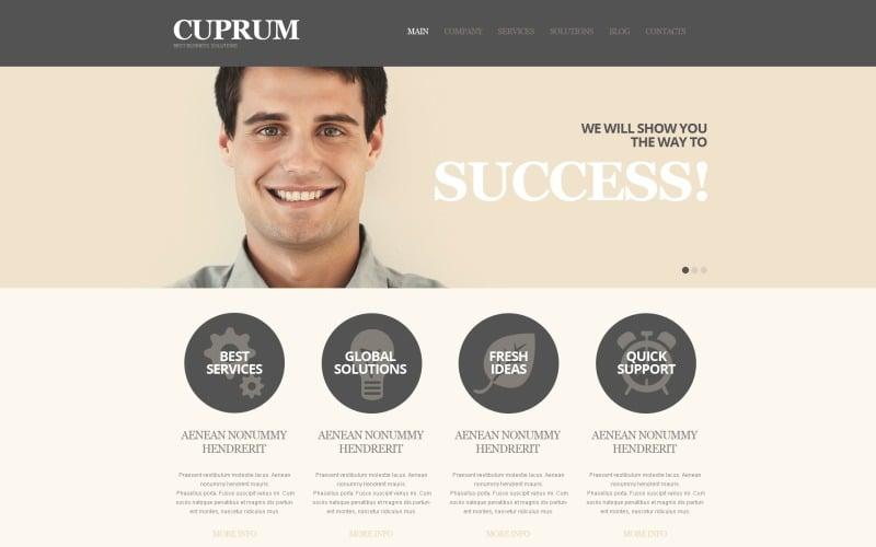Business Solutions Online WordPress Theme