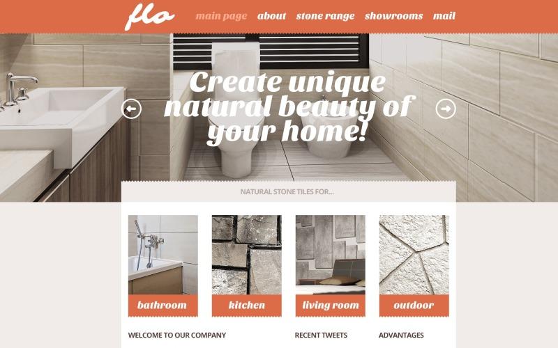 Original Flooring Joomla Template