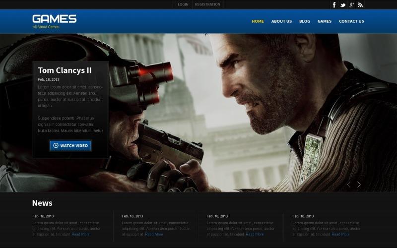 Spiele Website