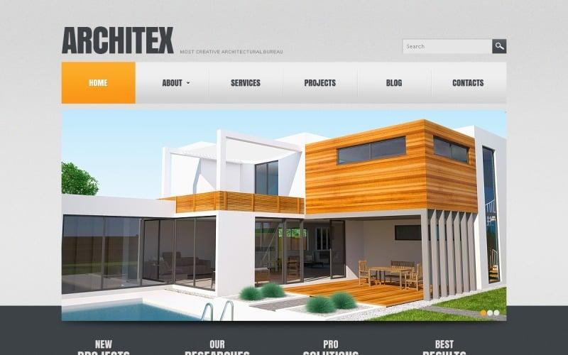 Snug Architecture Joomla Template
