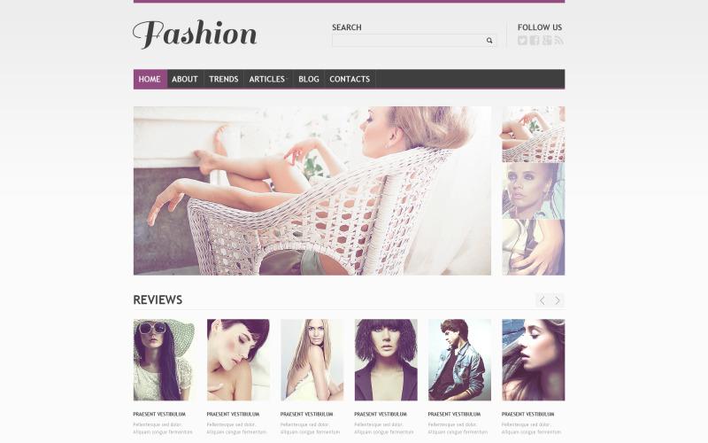 Beautiful Apparel WordPress Theme
