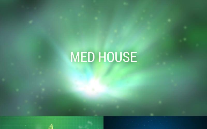 Intro medyczne After Effects