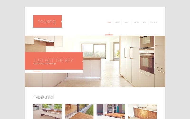 Тема WordPress для агентства по аренде жилья