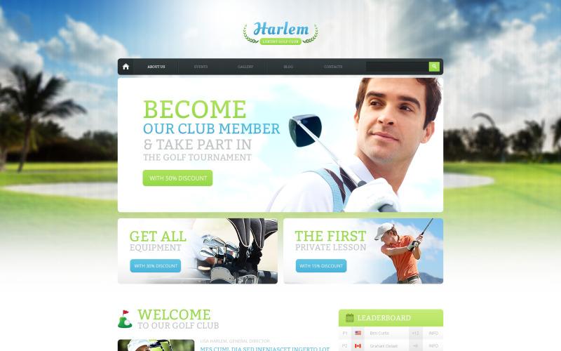 Golf pour un meilleur modèle de marketing Drupal