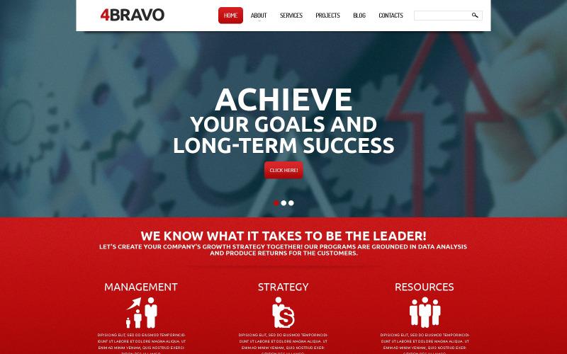 Drupal mall för förvaltningsbolag