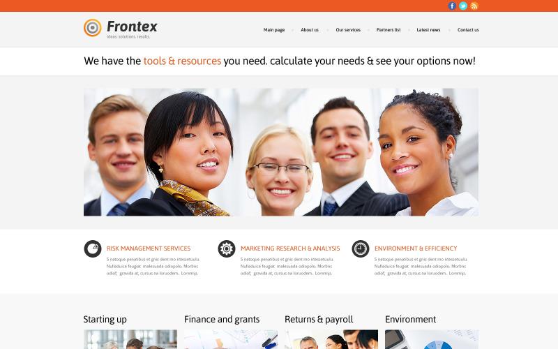 Адаптивная тема WordPress для бизнеса и услуг