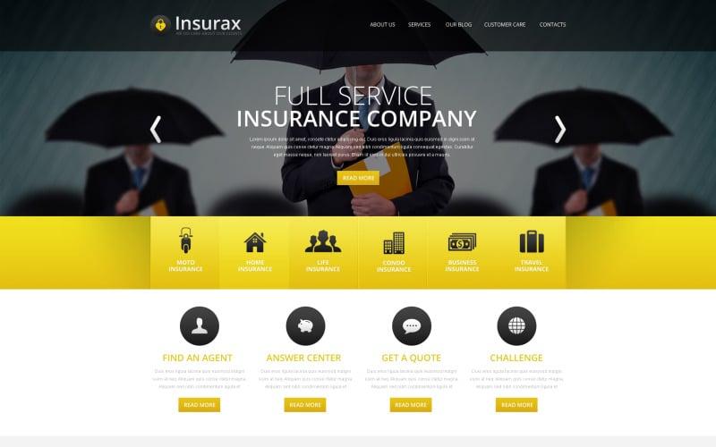 Drupal mall för försäkring