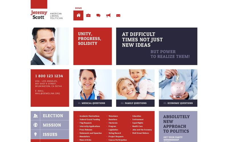 Updating Business Website WordPress Theme