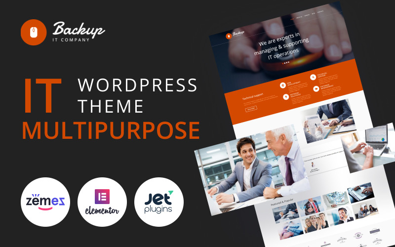 Backup - Redovisning Multipurpose Modern WordPress Elementor Theme