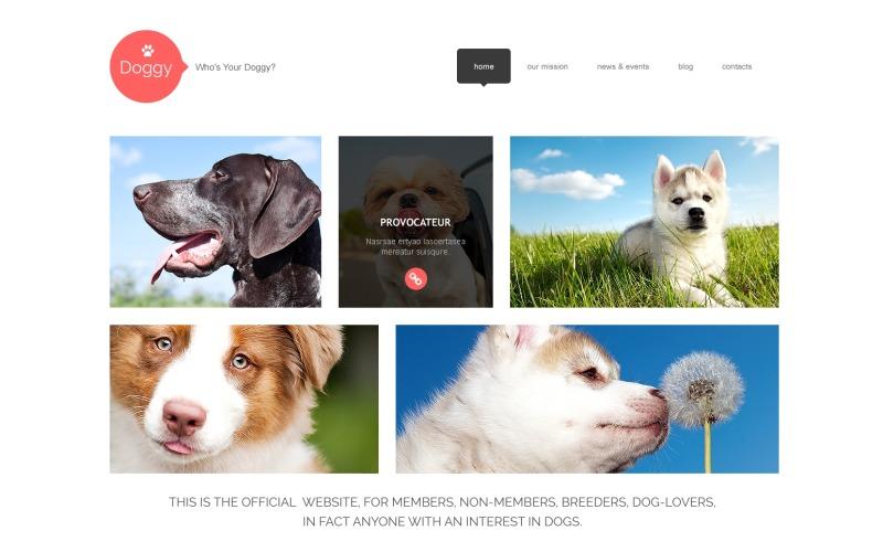 Hundresponsivt WordPress-tema