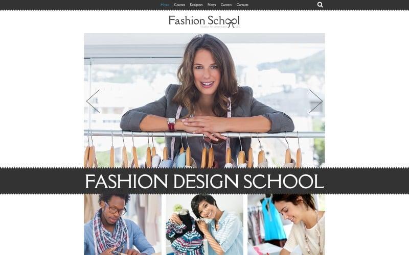 Fashion Designer Joomla Template