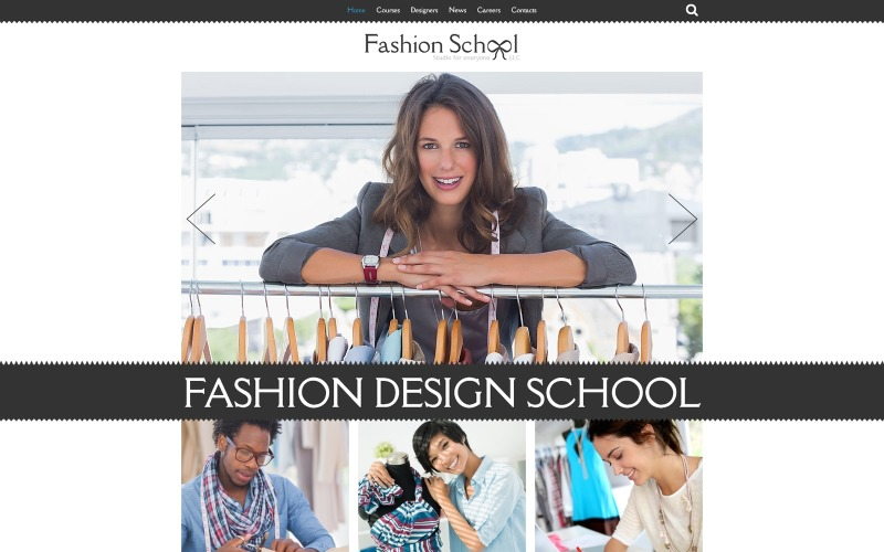 Modedesigner Joomla-mall