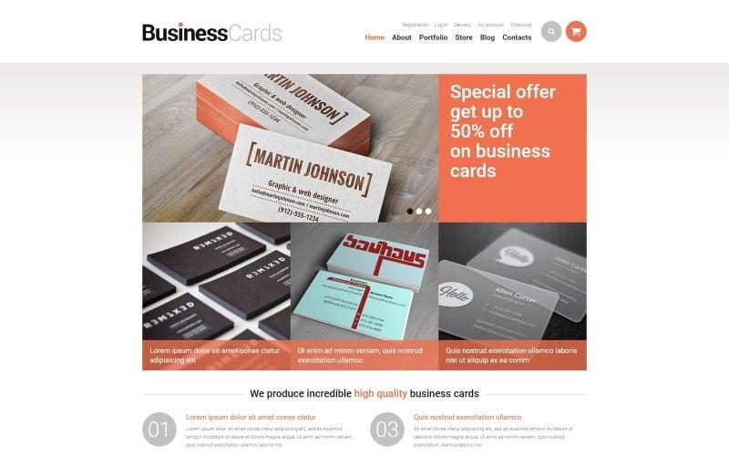 Briefpapier Responsive WooCommerce Theme