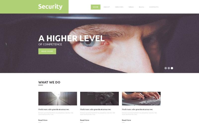 Locksmith Responsive WordPress Theme