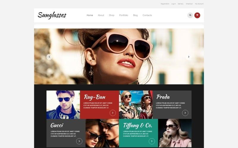 Sunglasses - Responsive WooCommerce Theme
