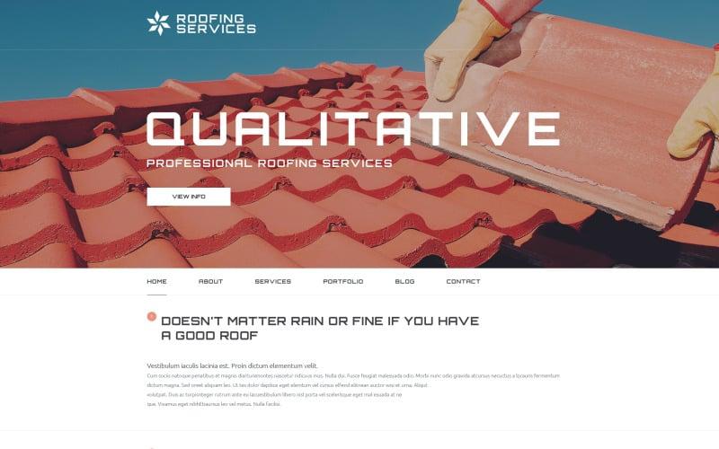 Build  Renovate WordPress Theme