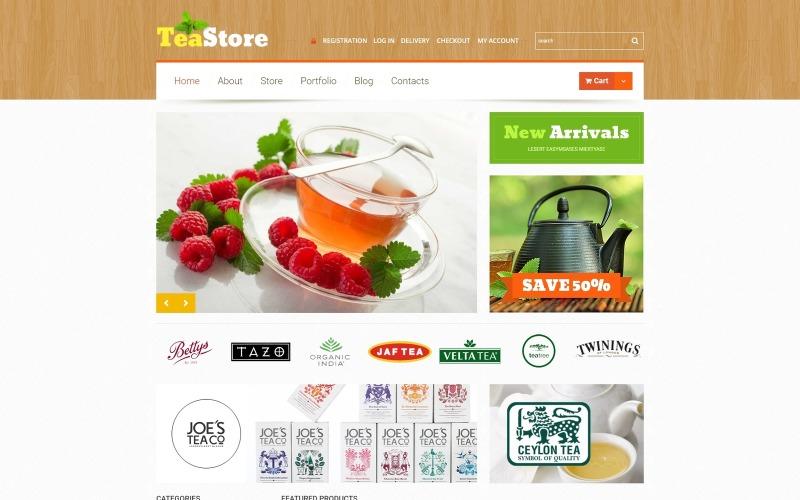Tea Ceremony WooCommerce Theme