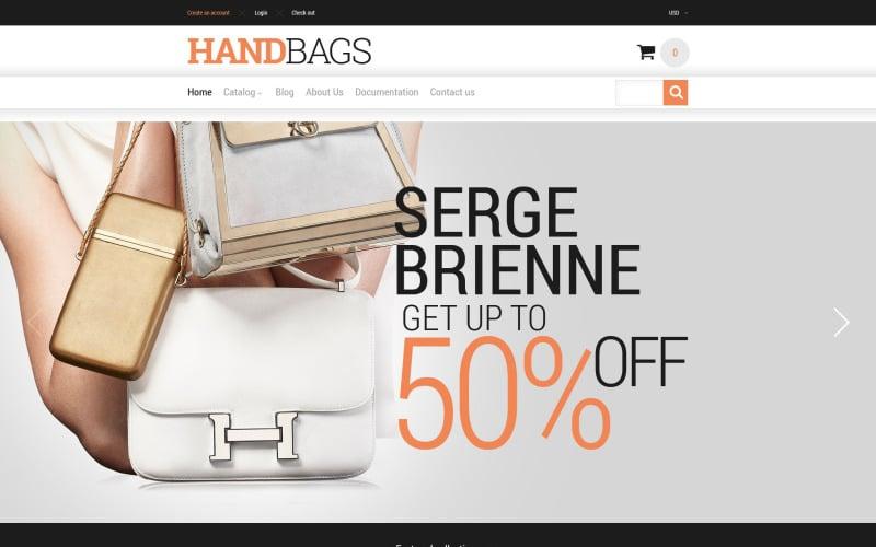 Branded Handbags Shopify Theme