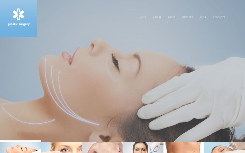 Plastic Surgery Responsive WordPress Theme