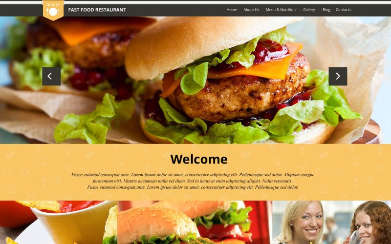 Quick Snack WordPress Theme