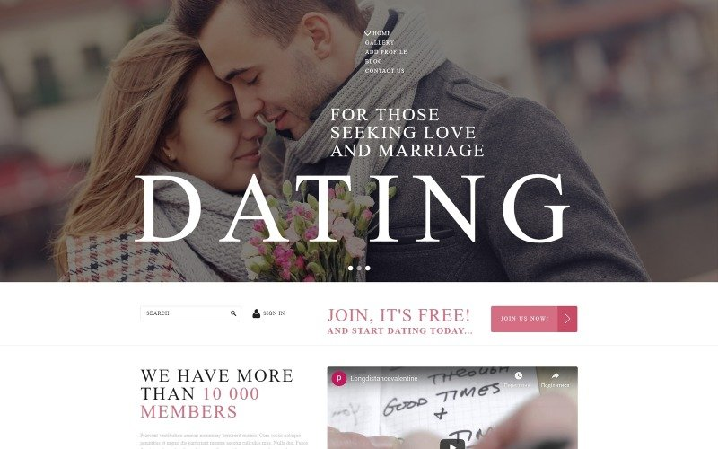 dating services com