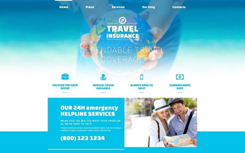 Safe Travel Joomla Template
